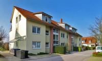 Beispielbild für ein Immobilieninserat: Panoramafotografie Gebäudeansicht